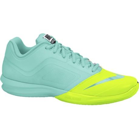 Dámská tenisová obuv Nike Ballistec Advantage zelená/žlutá ...