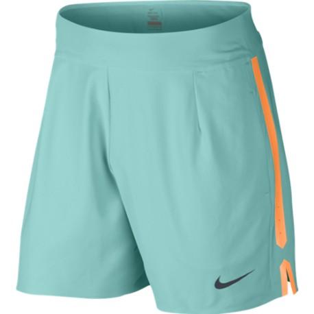 """Pánské tenisové šortky Nike Gladiator Premier 7"""" modrá ..."""