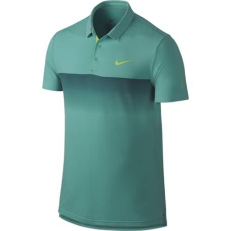 Chlapecké tenisové tričko Nike Roger Federer Polo green ...