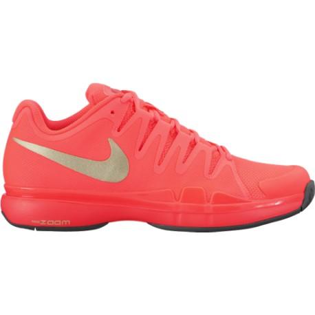 Dámská tenisová obuv Nike Zoom Vapor 9.5 Tour hot lava - Tenissport ...