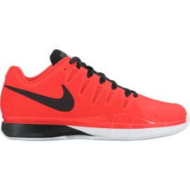 Pánská tenisová obuv Nike Zoom Vapor 9.5 Tour Clay /TTL CRIMSON/BLK-DRK GRY-WHITE