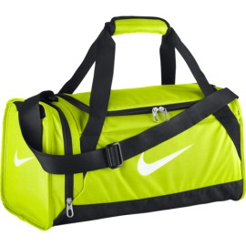 Sportovní taška Nike Brasilia 6 (Extra Small) Volt/black