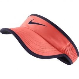 Kšilt Nike AeroBill Featherlight BRIGHT MANGO/PURPLE DYNASTY