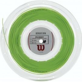 Tenisový výplet Wilson Revolve Spin 1.25 200m green
