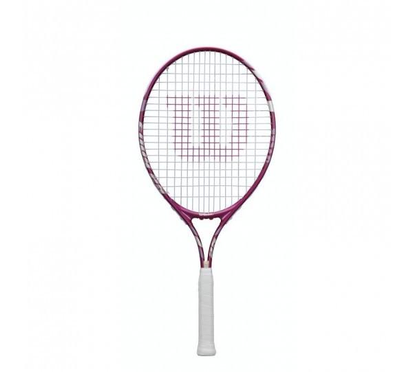 Dětská tenisová raketa Wilson Envy 25 pink