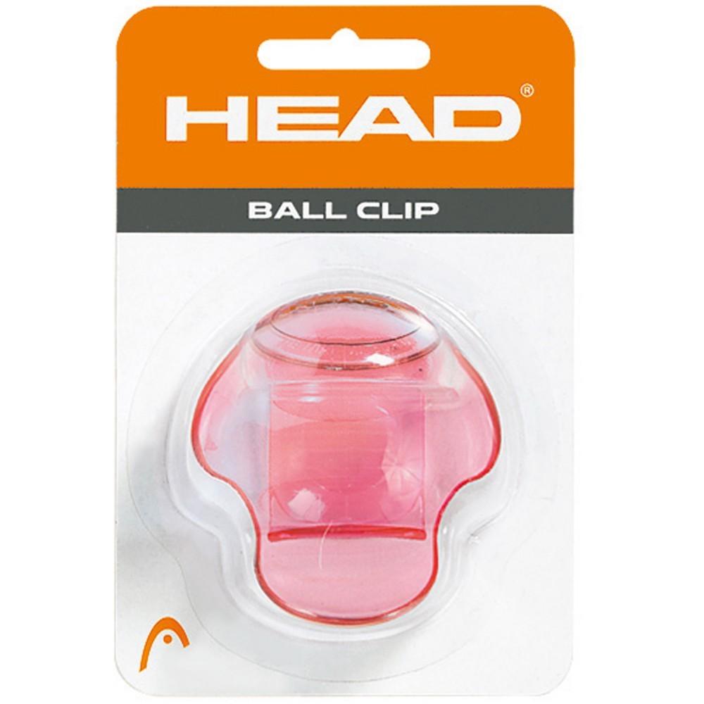 Držák na tenisový míč HEAD Ball Clip pink