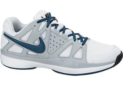 Pánská tenisová obuv Nike Air Vapor Advantage white/blue/greyUK 9 / EUR 44 / 28 cm