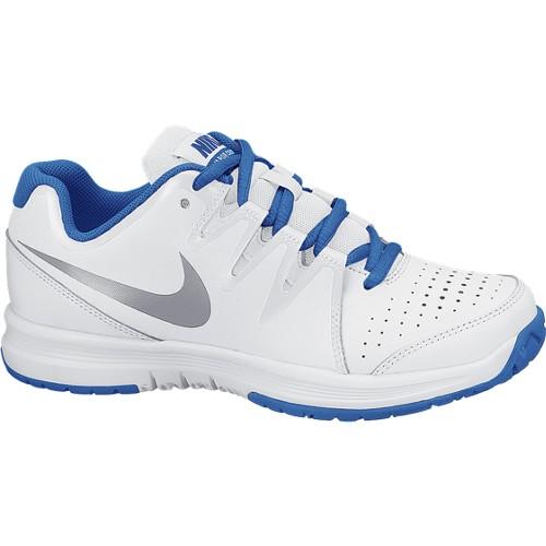 Tenisová obuv Nike Vapor Court junior whit/blueUK 6 / EUR 40 / 25 cm