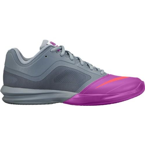 Dámská tenisová obuv Nike Ballistec Advantage Grey/FuchsiaUK 3 / EUR 36 / 22.5 cm