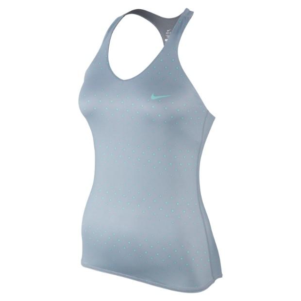 Dámské tílko Nike Advantage Printed Tank greyS