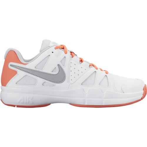 Dámská tenisová obuv NIKE Air Vapor Advantage white/hot lavaUK 3 / EUR 36 / 22.5 cm