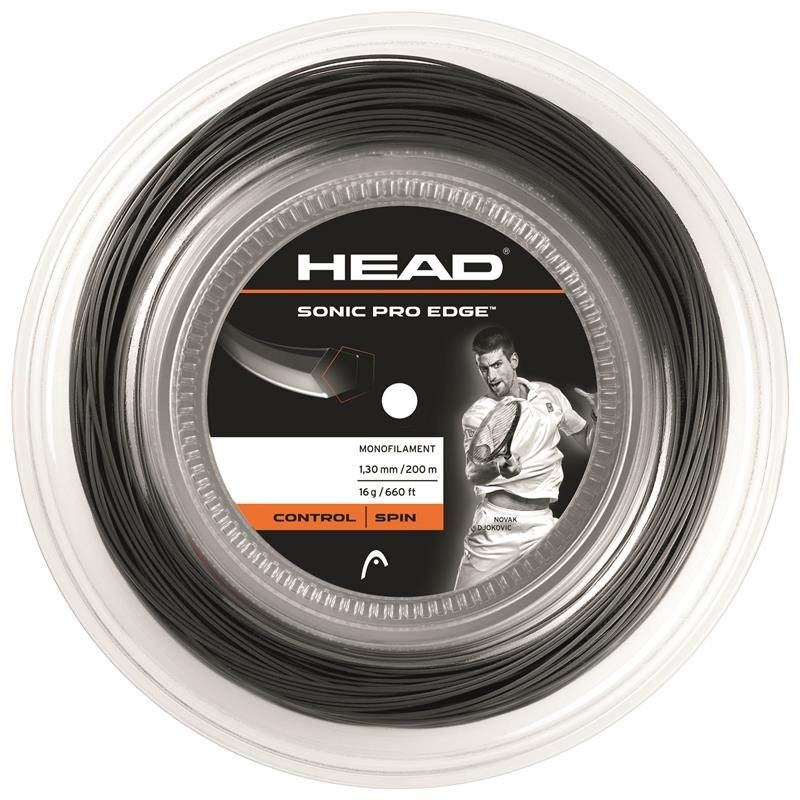 Tenisový výplet HEAD Sonic Pro Edge 1.25 200 m