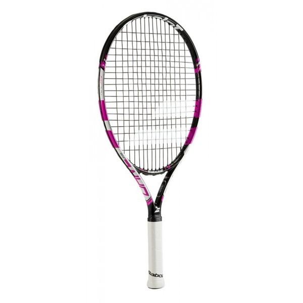 Tenisová raketa Babolat Pure Drive Junior 23 pink