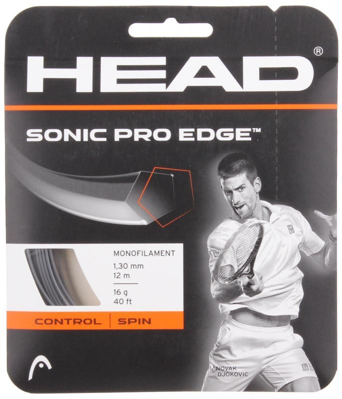 Tenisový výplet HEAD Sonic Pro Edge 1.30 12 m