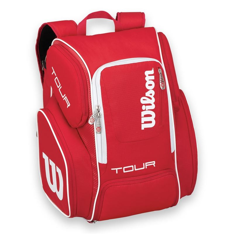 Tenisový batoh Wilson Tour V Large red