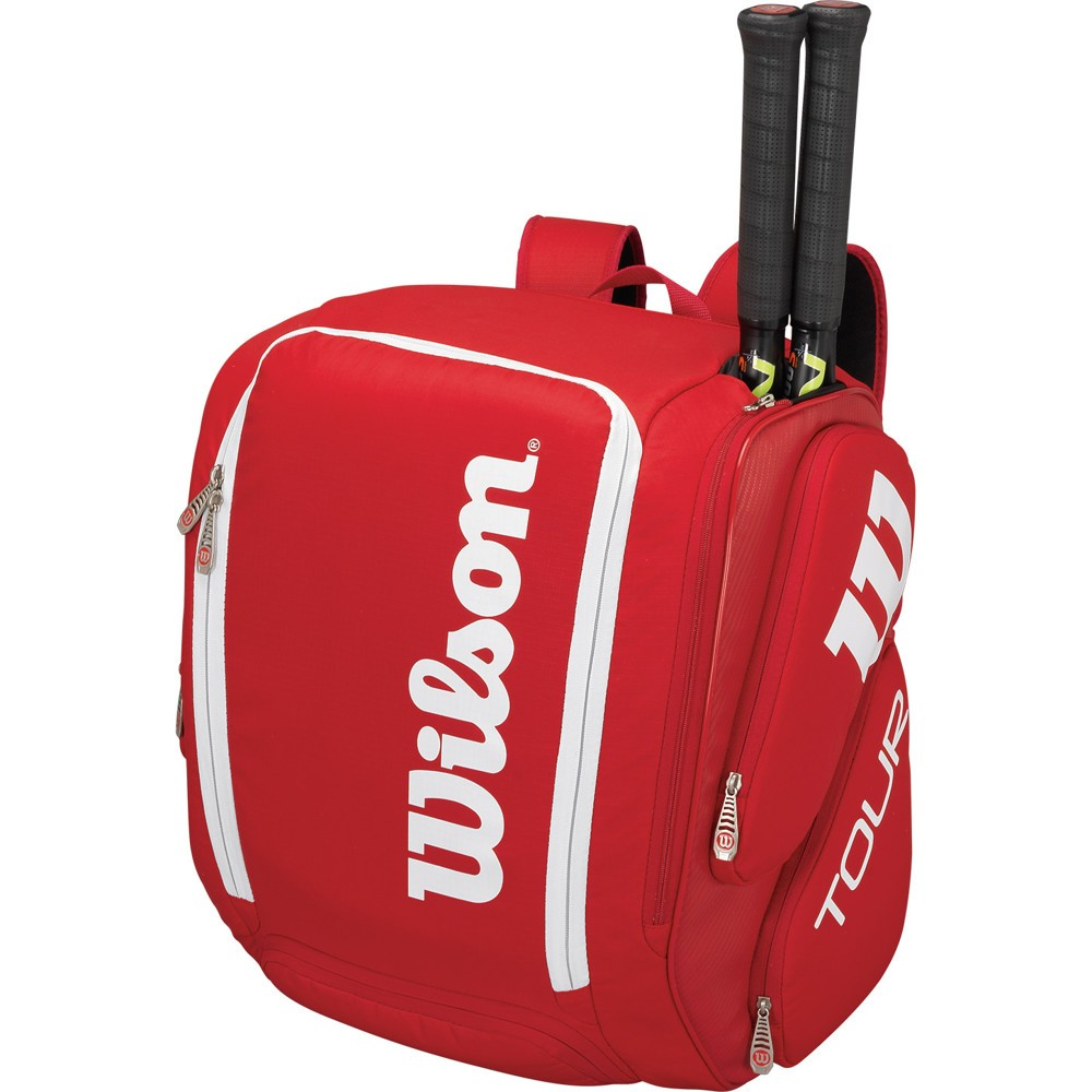 Tenisový batoh Wilson Tour V XL Backpack red