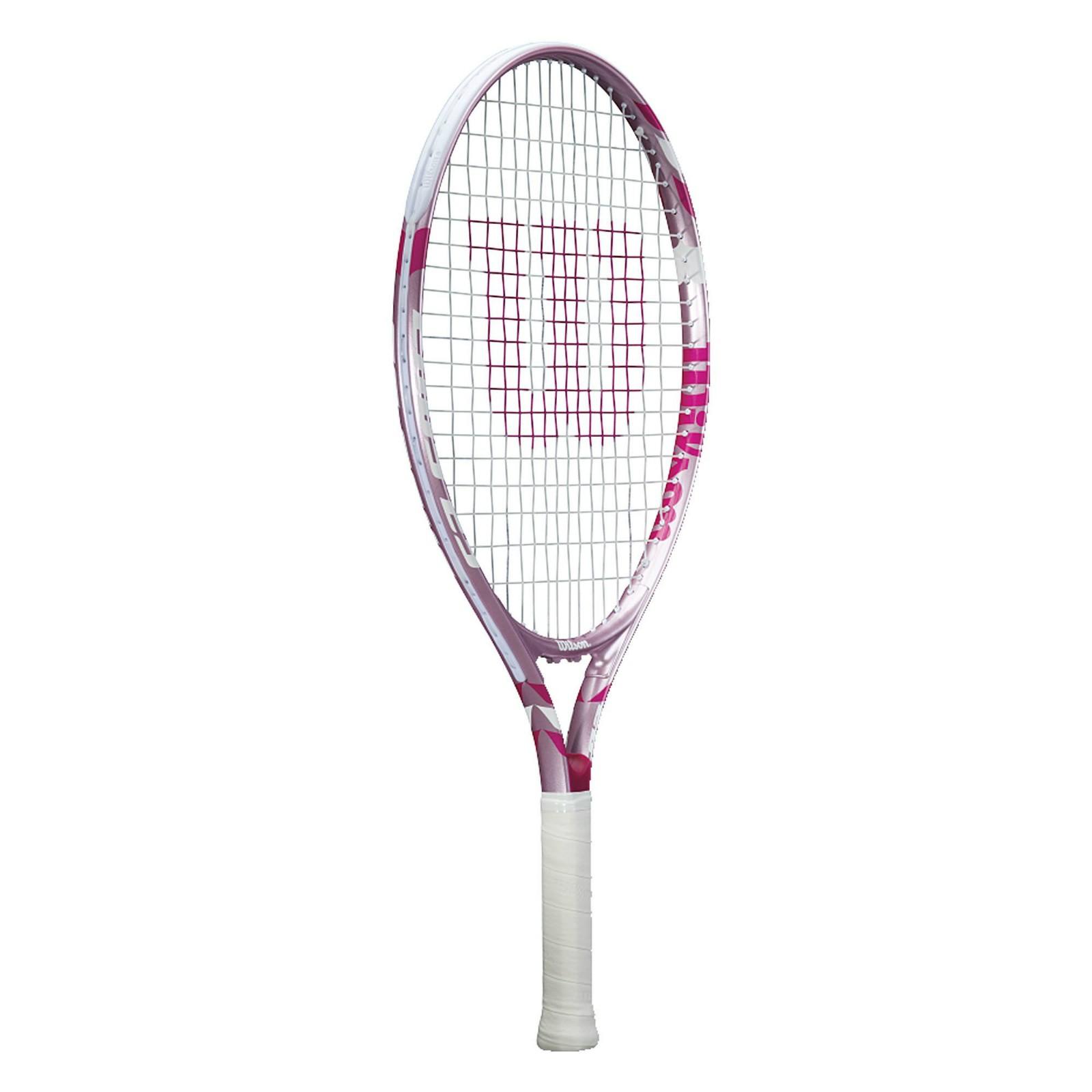 Dětská tenisová raketa Wilson Envy 23 pink