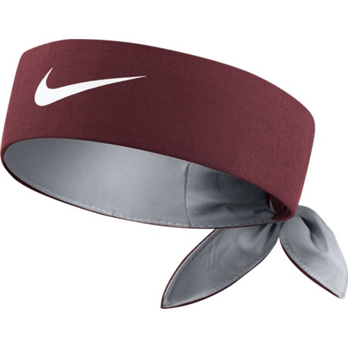 Čelenka Nike Tennis Headband TEAM RED/WOLF GREY/WHITE