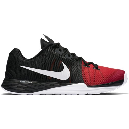 Pánská obuv Nike Train Prime Iron DF BLACK/WHITE-UNIVERSITY RED-ANTHRACITEUK 10 / EUR 45 / 29 cm