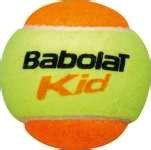Tenisové míče Babolat Orange / 3 ks