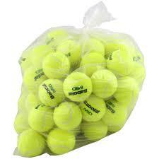 Tenisové míče Babolat Green / 72 kusů