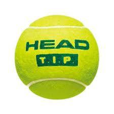 Tenisový míč HEAD T.I.P. Green / 3 ks