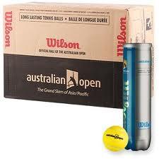 Tenisové míče Wilson Australian Open 72 ks