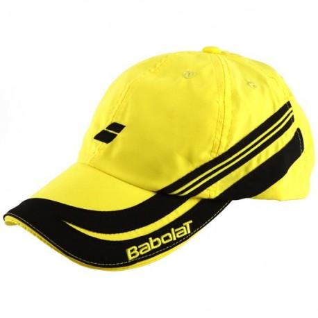 Kšiltovka Babolat Cap III Junior yellow