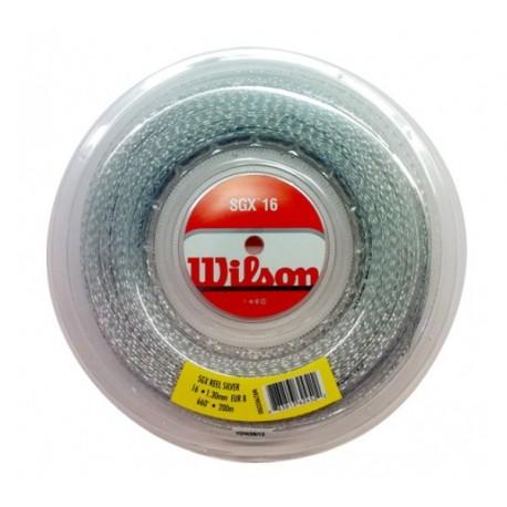 Tenisový výplet Wilson SGX 200 m 1.30 silber