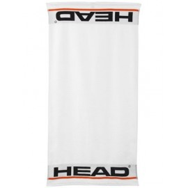 Osuška HEAD white L  140x70 cm