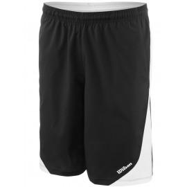 Pánské tenisové šortky Wilson Woven  black