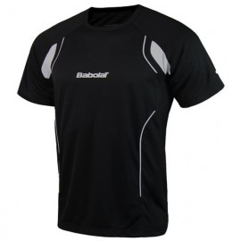 Pánské tenisové tričko Babolat Club black