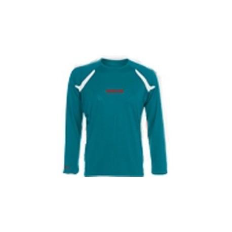 Pánské tenisové tričko Babolat Perf LS dark grey