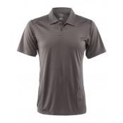 Pánské tenisové tričko Wilson Solana Polo Graphite