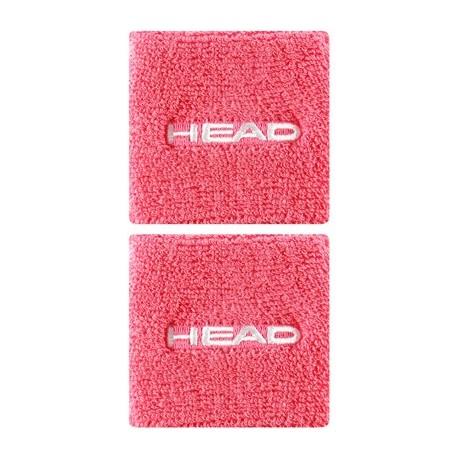 "Potítka HEAD Wristband 2,5"" pink"