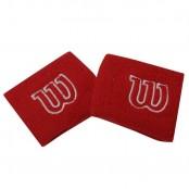 Potítka Wilson Wristbands red