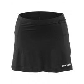 Dívčí tenisová sukně Babolat Match Core black