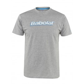 Pánské tenisové tričko Babolat Training  grey
