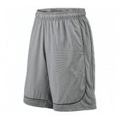 Pánské tenisové šortky Wilson Solana Emboss  grey