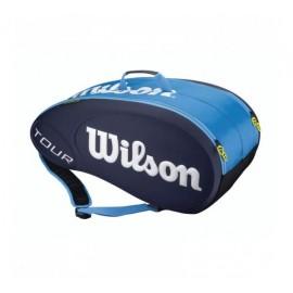 Tenisová taška Wilson Tour 9 blue