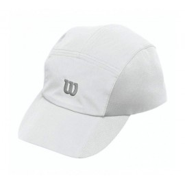 Kšiltovka Wilson Rush Stretch Woven Cap white
