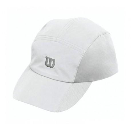 Kšiltovka Wilson Rush Stretch Woven Cap white