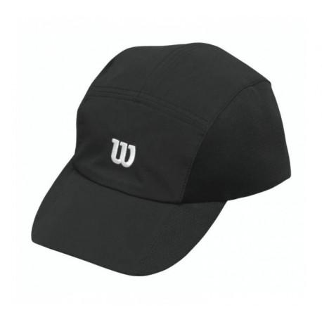 Kšiltovka Wilson Rush Stretch Woven black