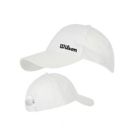 Kšiltovka Wilson Summer Cap white