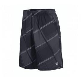 Pánské tenisové šortky Wilson Cardiff Plaid Coal