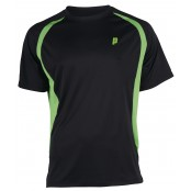 Pánské tenisové tričko Prince Crew black