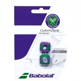 Vibrastop Babolat Custom Damp Wimbledon X2