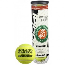Tenisové míče Babolat French Open All Court /72 ks