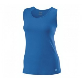 Dámské tričko Wilson Rush Tank  blau