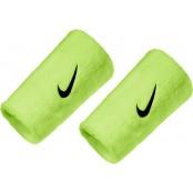Potítka Nike swoosh doublewite atomic green  X2